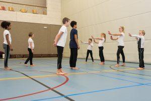 weerbaarheidstraining, Friesland, opkomen voor jezelf