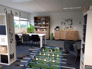 Hospes Coaching, onze praktijkruimte